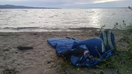 harmony beach sleeping bag