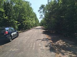 hibbard bay camp site