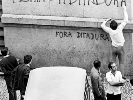 Dictatorship never again