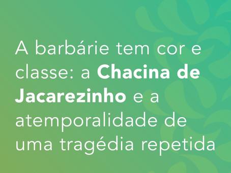 The slaughter of Jacarezinho