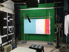"Video Set ""Lighthouse"" shoot"