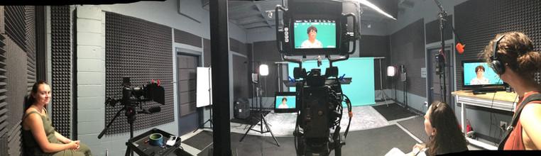 Video Recording Room