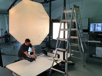 Minnkota shoot, Greg Boesquet, Swanson Russell.