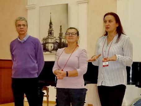 Показ фильма «СВИДЕТЕЛИ ЛЮБВИ»  и встреча со зрителями в Екатеринбурге