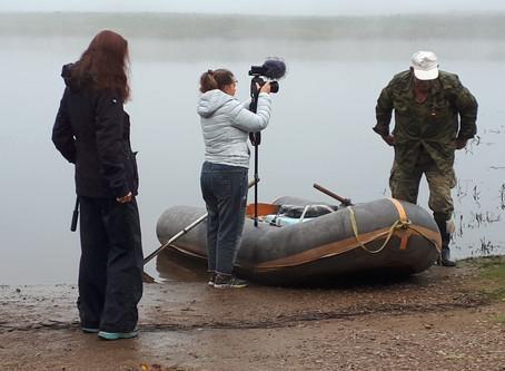 Съёмки фильма «ВЕРНЫЕ» прошли в Угличе и в деревне Сверчково.