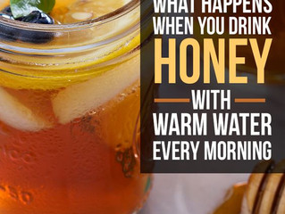 Recipe for Honey Water