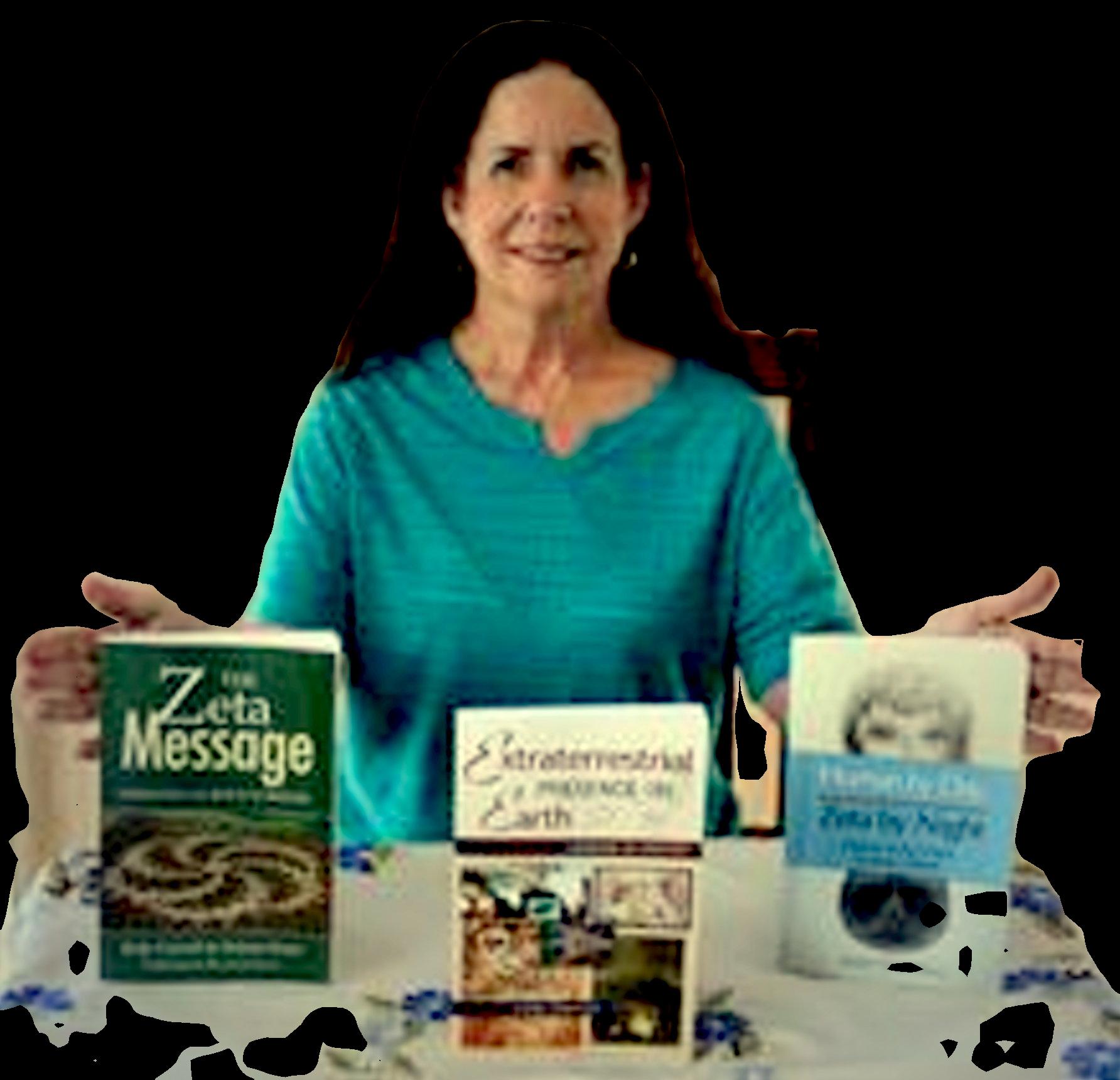 Judy Carroll, Author