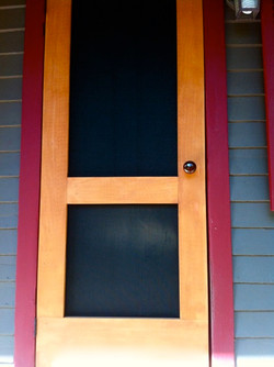Custom Storm & Screen doors