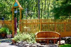 Complete Garden setting