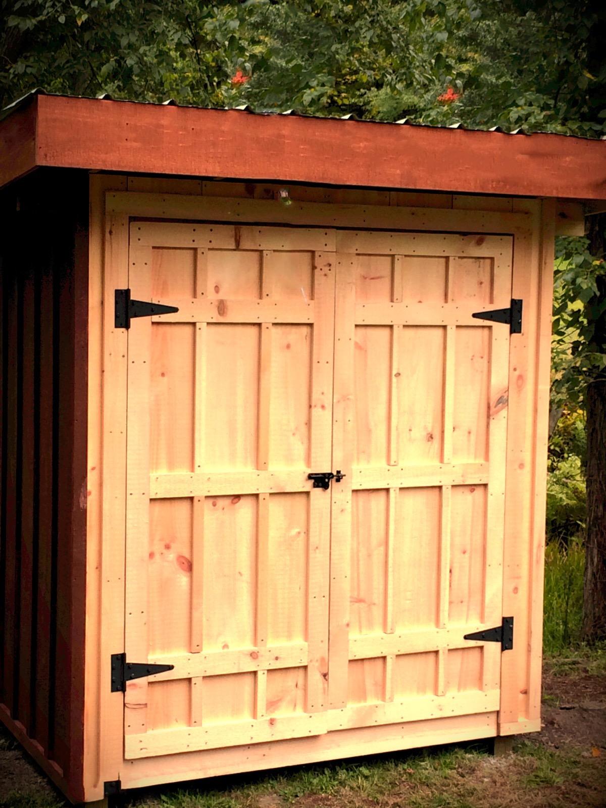 S.E.T.honeybee shed