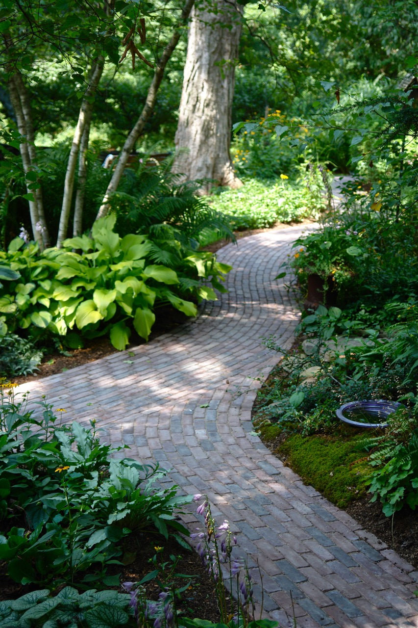 Shade path setting