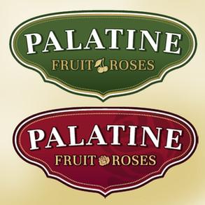 PALATINE ROSES LOGO