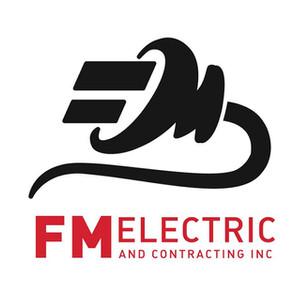 FM ELECTRIC LOGO DESIGN SAMPLE