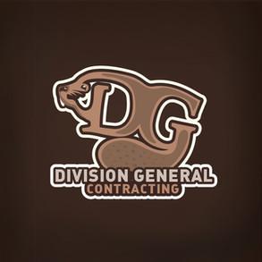 DG CONTRACTING LOGO SAMPLE