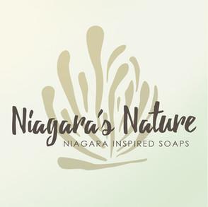 NIAGARA'S NATURE LOGO DESIGN SAMPLE