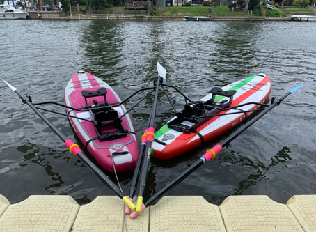 A Tale of Two SUP Boards