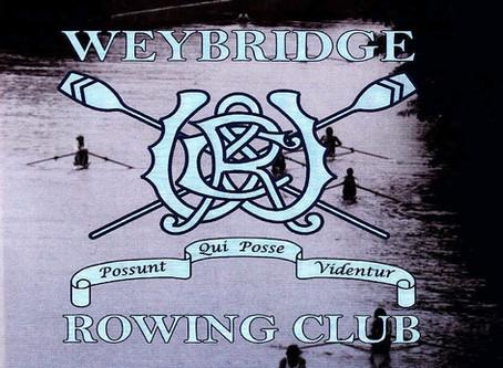 From the beginning: Weybridge Rowing Club 1880s-1980s