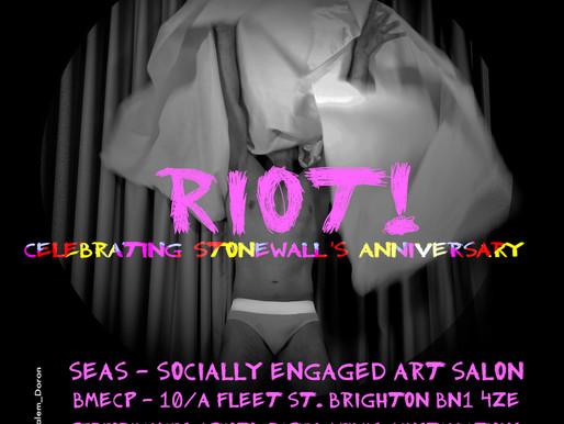 Riot! Celebrating Stonewall's Anniversary