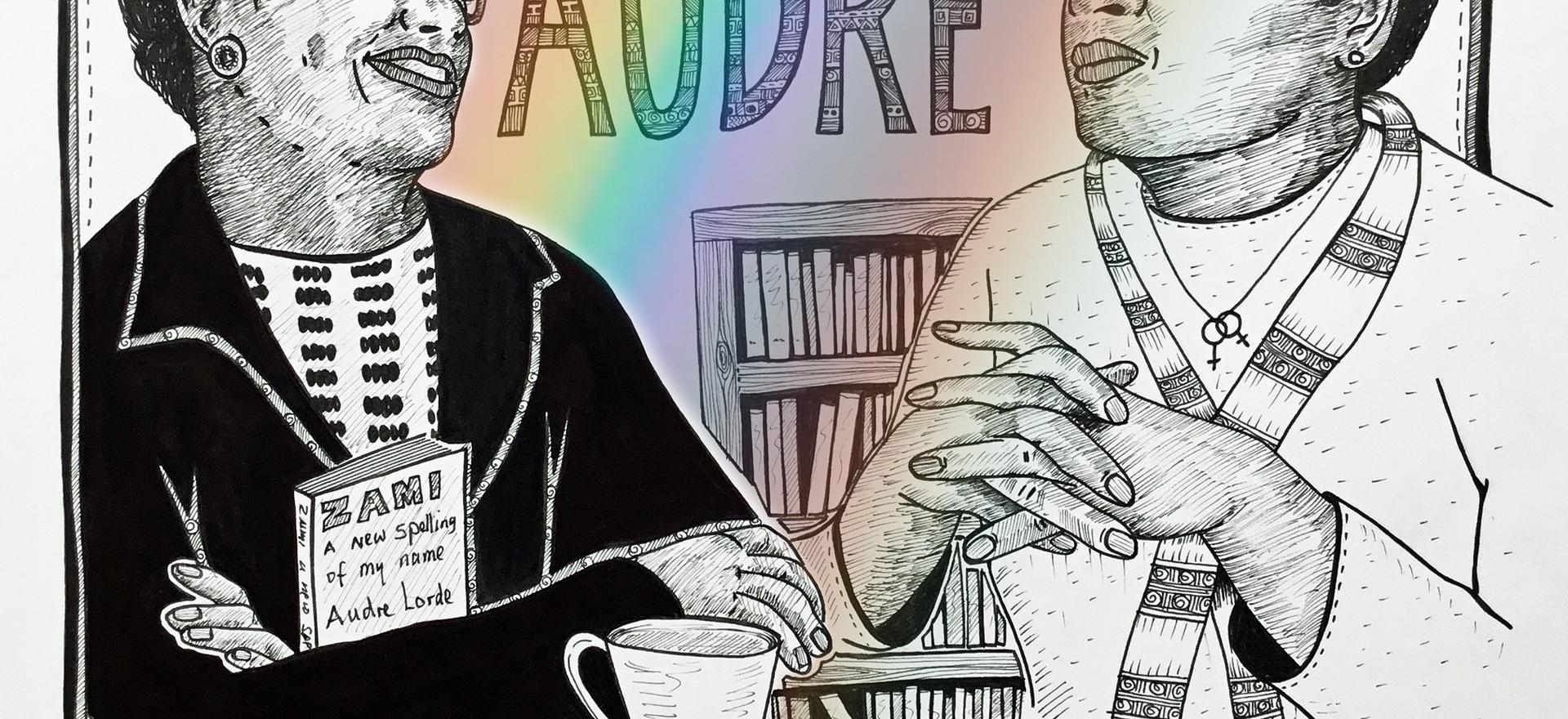 Conversations: Jackie & Audre