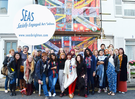 Rolling call for SEAS's artists' residency