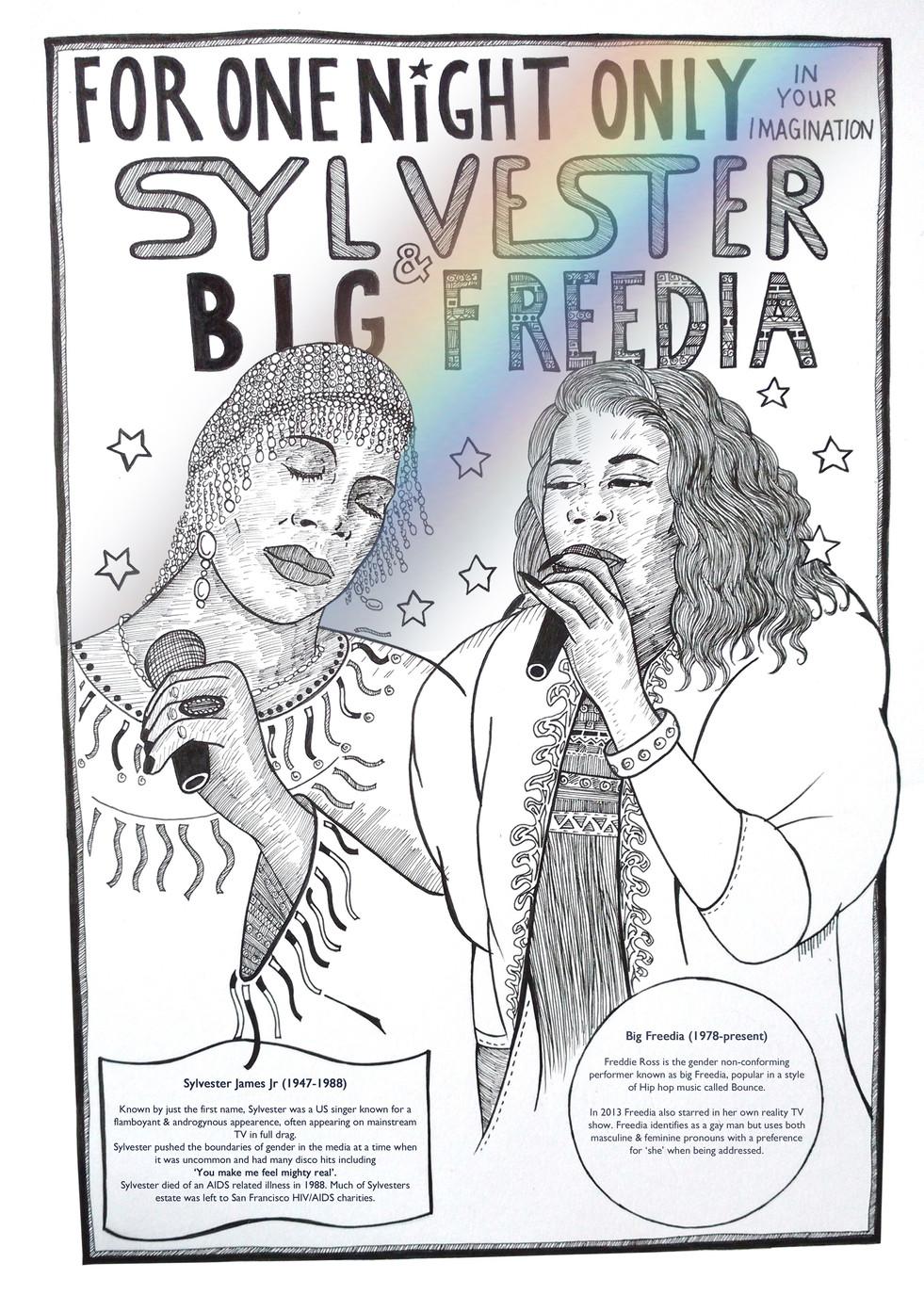 Conversations: Sylvester & Big Freedia