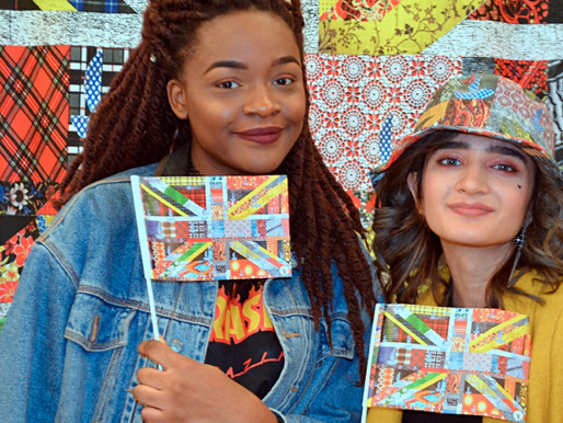 28th & 29th May, drop in- Create your Flag of Diversity workshop