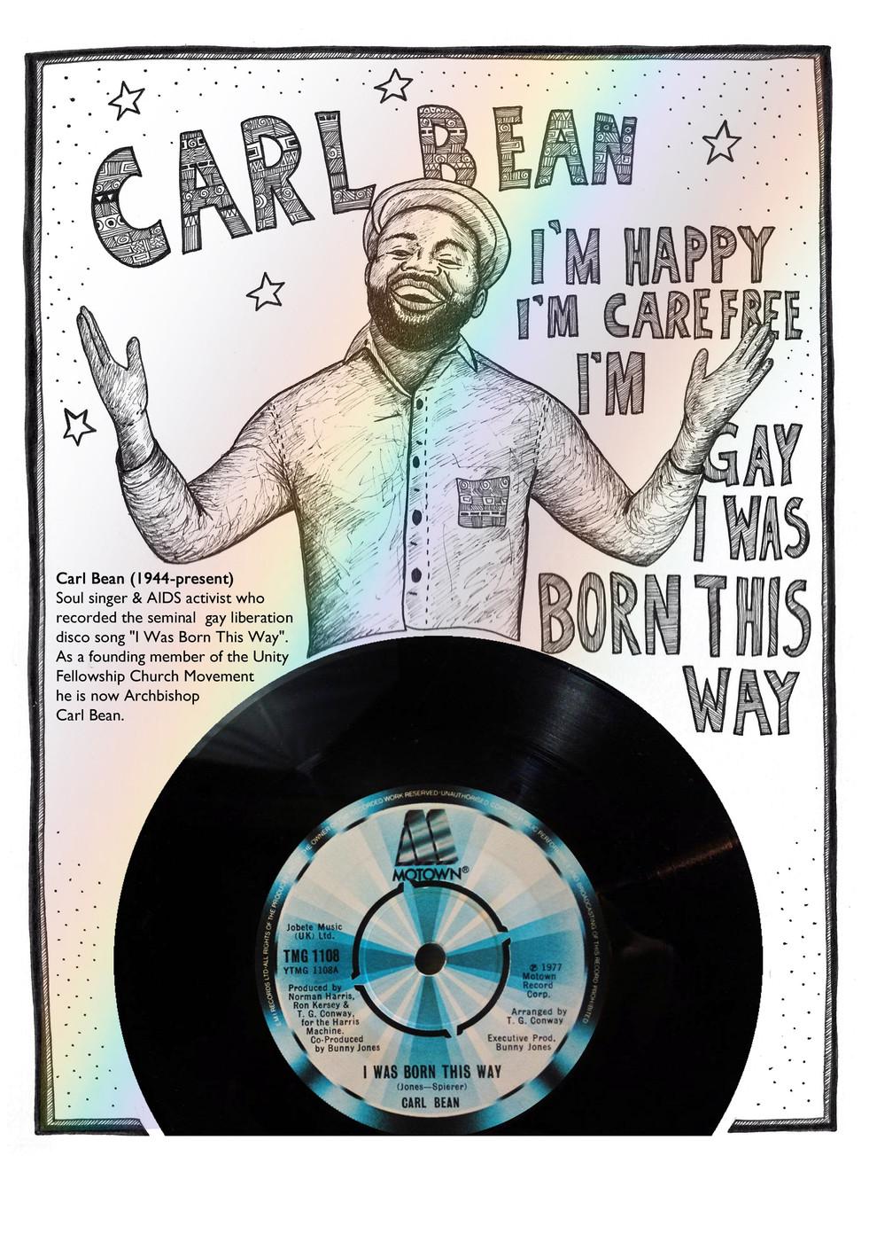 Carl Bean: Happy, carefree, gay. Born this way