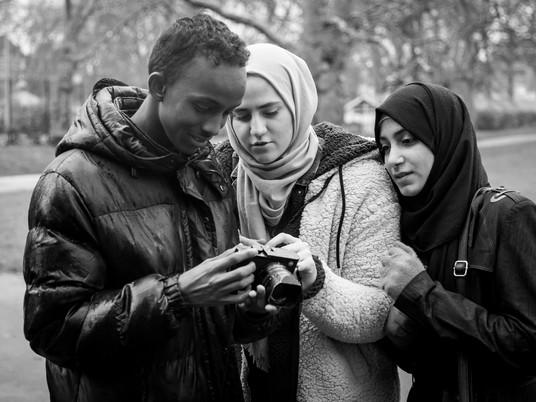 Refugee Week: The Stranger Series 22/05