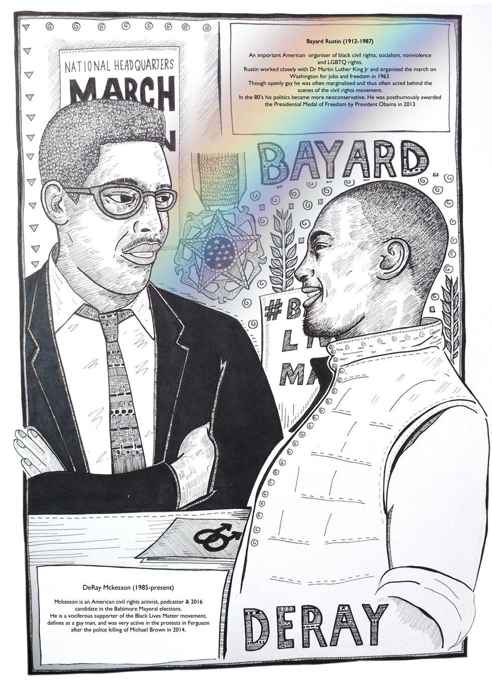 Conversations: Bayard & Deray