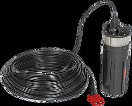 12 Volt Abyss 300 Slimline Plastic Pump