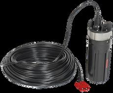 12 Volt Abyss 300 Plastic Pump