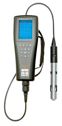 YSI Handheld Water Quality Instrumentation Quatro Pro Plus