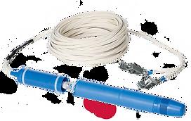Water Spout 2 Complete 12 volt plastic pump