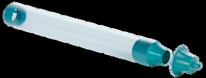 "1.5"" x 1' Clear PVC GoPro Bailer"