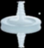 Hydroline 30cm2 .45 Syringe Capsule