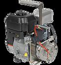 12 Volt Crusader 50 Amp Gas Powered Generator