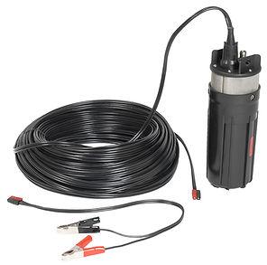 12 Volt Abyss Plastic Pump