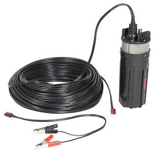 12 Volt Abyss Slimline Plastic Pump