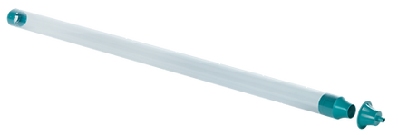 "1.5"" x 3' Clear PVC GoPro Bailer"