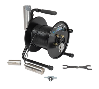 12 Volt Stainless Steel Mega-Typhoon XL Pump