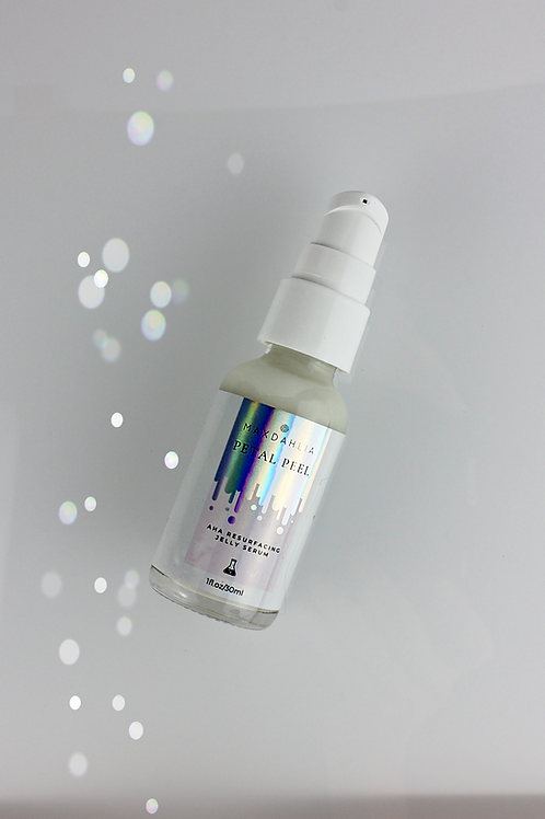 💫 PETAL PEEL 20% Resurfacing Jelly Serum