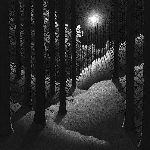 MOONJEIE dark dot art / Simon Gardarsson
