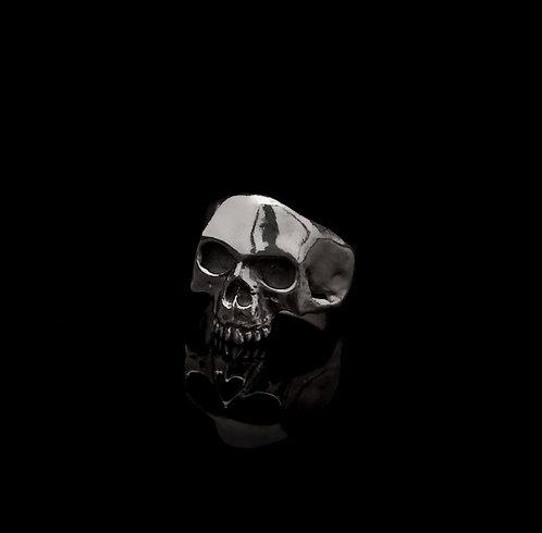 Skull ring / Rock'n'Gold