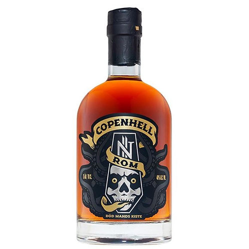 Död Mands Kiste (Dead Man's Coffin) Rum / Copenhell