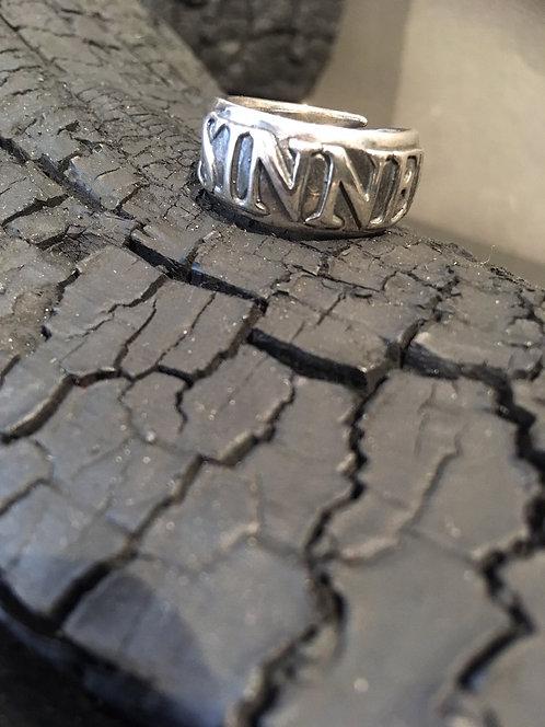 Sinner ring / Rock'n'Gold