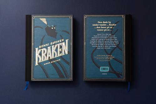 KRAKEN / illustrations by Simon Bukhave