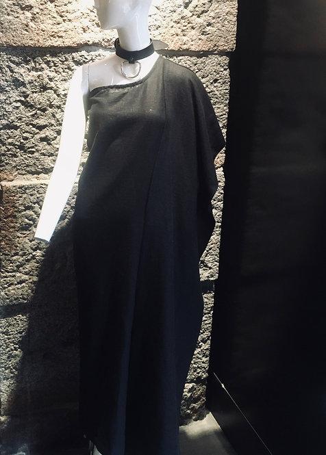 Sari Shawl Dress / KLEIDUNGS|WERK