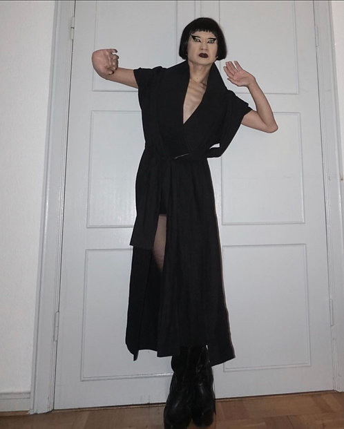 Kimono Dress / KLEIDUNGS|WERK