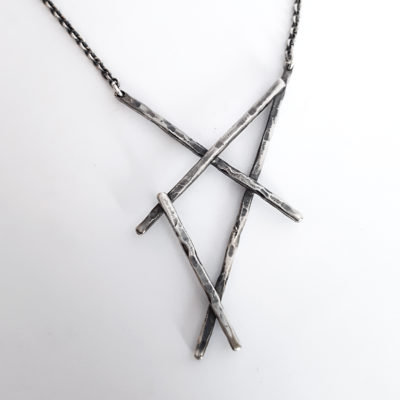 Warrior necklace / Maureen Centen