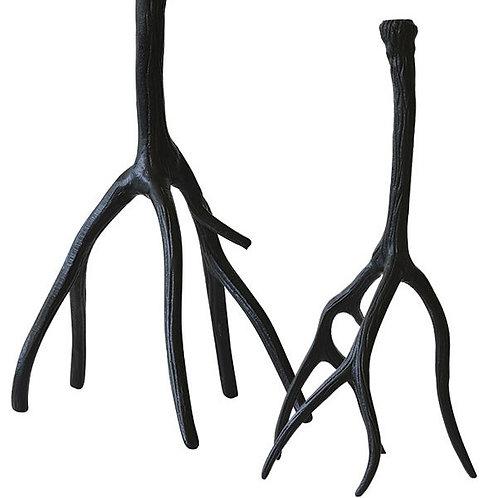Antlers candleholder